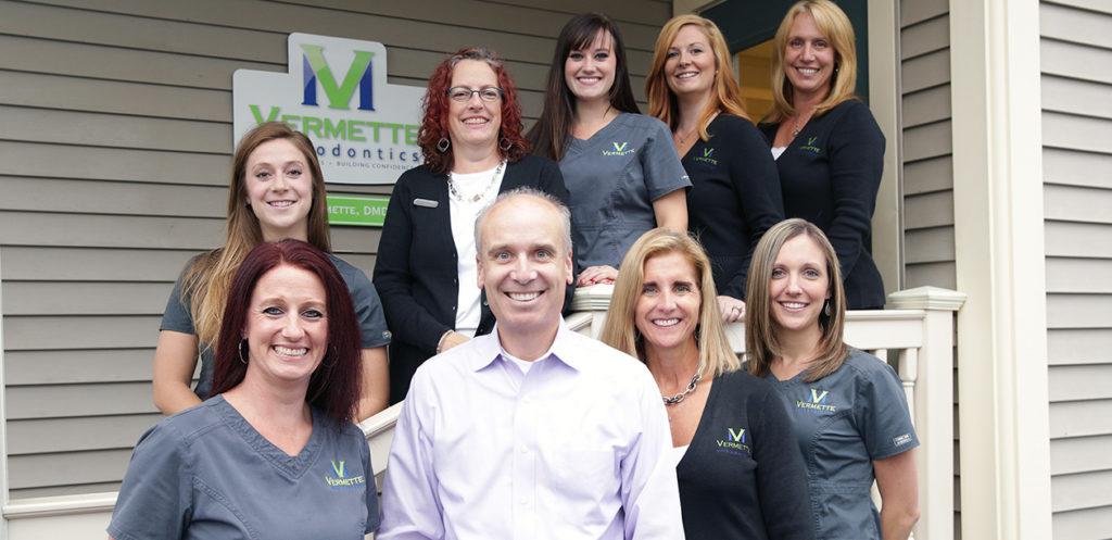 Vermette Orthodontics Team